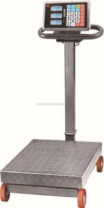 Large Capacity Digital Platform Balance Scale 500kg image 1