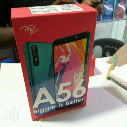 Itel A56 Pro new 32gb 2gb ram 4000mAh bigher battery+Delivery image 1