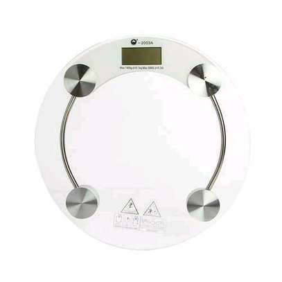 Personal weighing scale upto 180kgs image 1