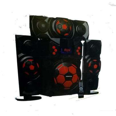 HiDigital Multimedia Sound speaker - 3.1 Channel Woofer image 1