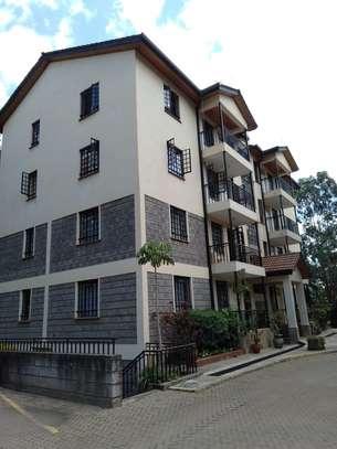 1 bedroom apartment for rent in Kileleshwa image 1