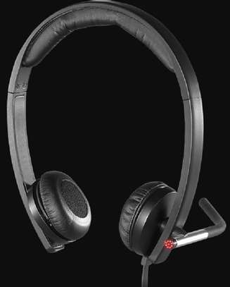 Logitech H650E USB Headset image 1