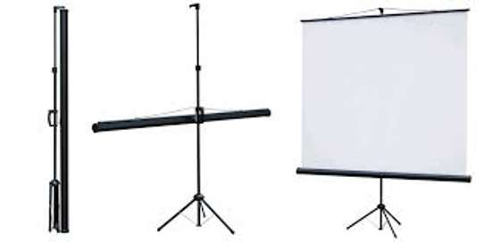 Portable 60 inches Projection Screen image 2