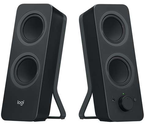 Logitech Z207 2.0 Stereo Computer Speakers with Bluetooth image 1