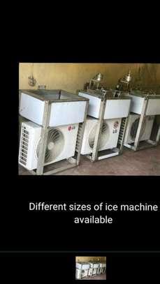 Icecream machine on sale image 1