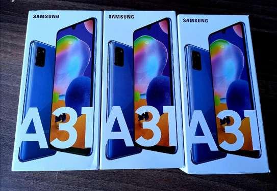 """Samsung Galaxy A31, 6.4"""", 128GB + 4GB RAM (Dual SIM), 5000mAh-New Sealed image 1"""