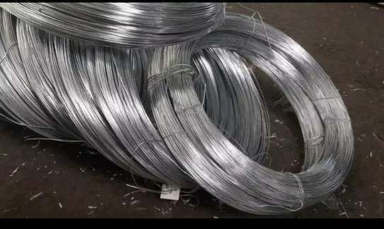 HT wire high tensile wire electric fence image 1