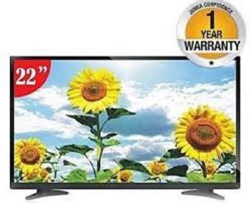 22 Inch Vitron Digital Full Screen AC DC Power Supply TV image 1