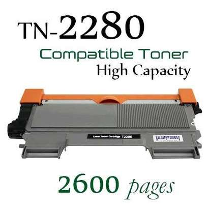 TN-2280 brother toner cartridge image 1