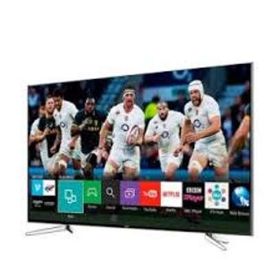 "Samsung 49N5300 49"" Full HD 1080 Flat Smart TV Series 5 LED TV- 2018 model image 2"