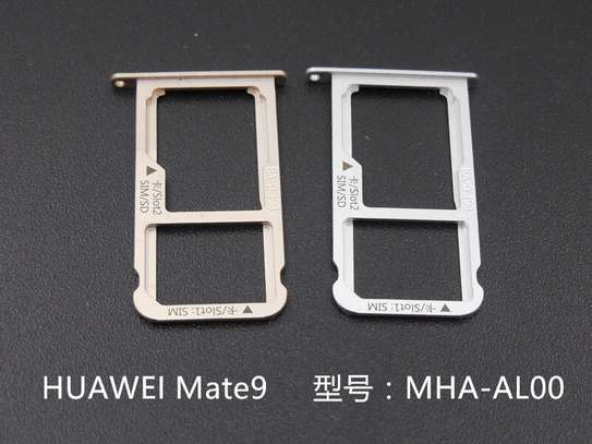 Replacement Dual/Single SIM Tray SD Card Reader for Huawei Mate 9 image 5
