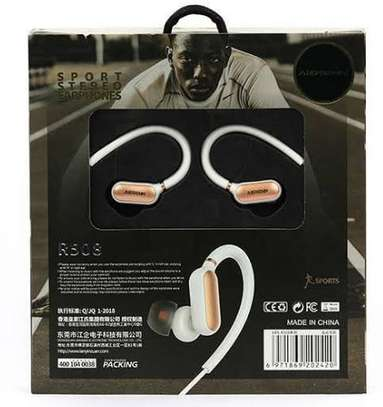 Stereo Bluetooth sports headset image 1