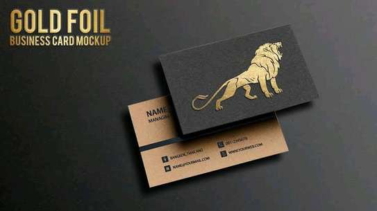 BUSINESS CARDS image 1