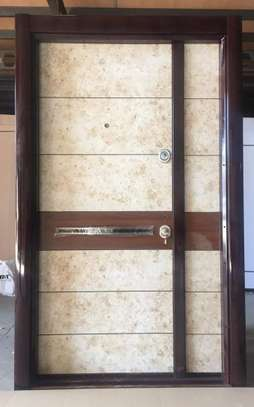 Turkey-made Steel Doors(1 & 1/2)