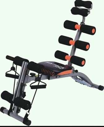 6 pack care exercise bench