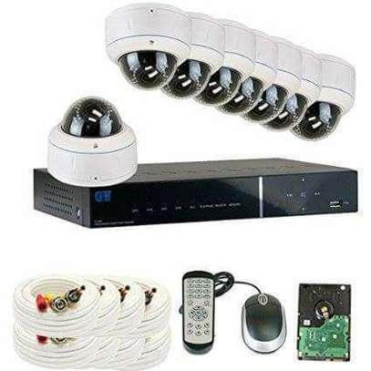 8 Channel CCTVs Set image 2
