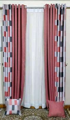 Double sided curtains image 1