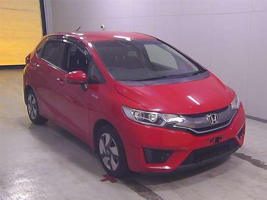 Honda Fit image 1