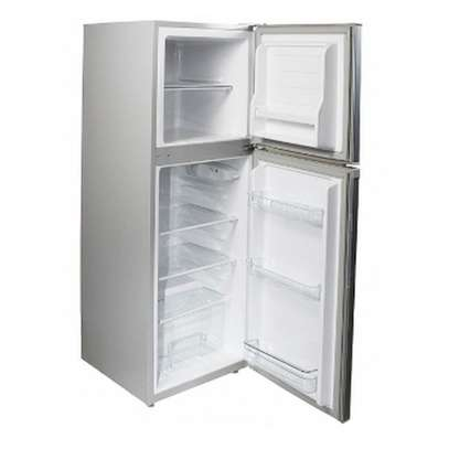 RAMTONS RF/77-2 DOOR DIRECT COOL FRIDGE- 128LTRS, TITAN STEEL image 5