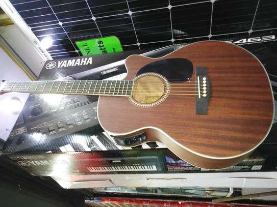 Gibson semi aquistic guitar 40 image 1