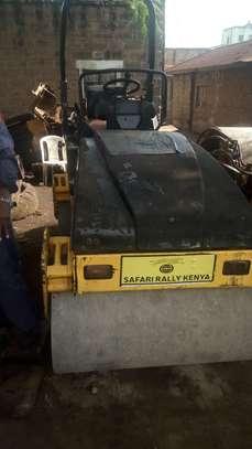 Compactor Roller & Hydraulic Repair
