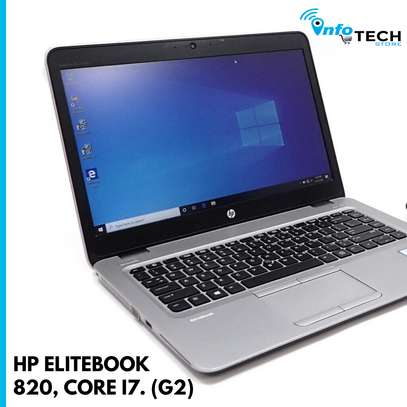 HP Elitebook 820 Core i7 G2 Laptop image 1