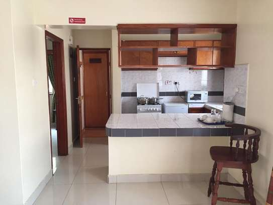 Furnished 1 bedroom apartment for rent in Rhapta Road image 4