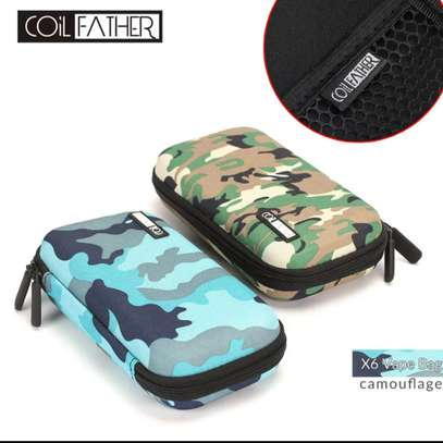 Vape / E-cigarette Bag by CoilFather