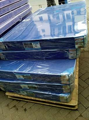 4 by 6 Medium Density Mattresses. Free Delivery. image 1