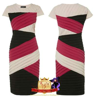 Multicolored Dress From UK image 1