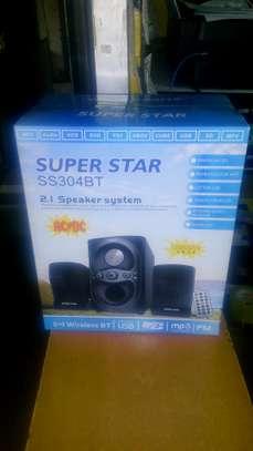 Super star subwoofer speaker system 10000w image 1