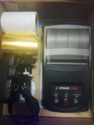 Nyear 58mm portable thermal printer USB and Bluetooth
