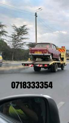 Recovery and Towing Services for Hire image 1