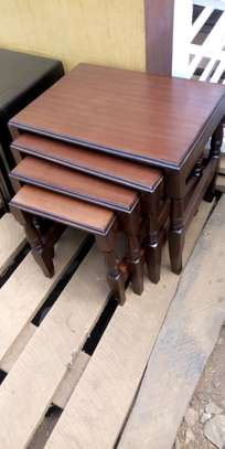 Nest of stools 4pcs