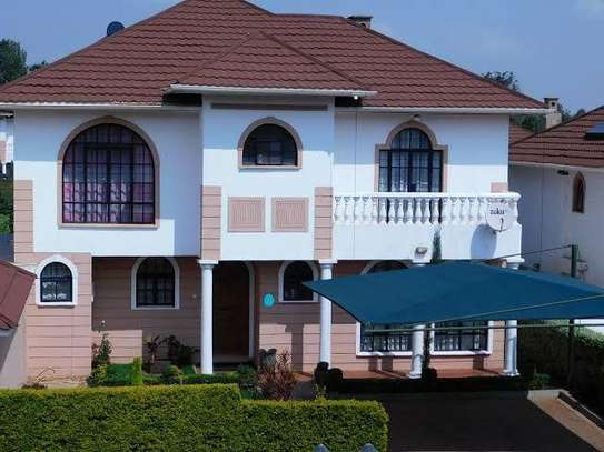The Modern 4 Bedroom Maisonettes Kiambu Road (FiveStar Estate) for rent image 9