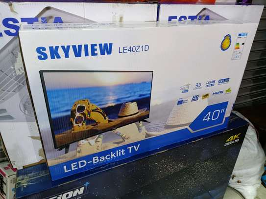 Skyview 40 Digital TV image 1