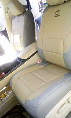 Fitting Car Seat Covers image 10