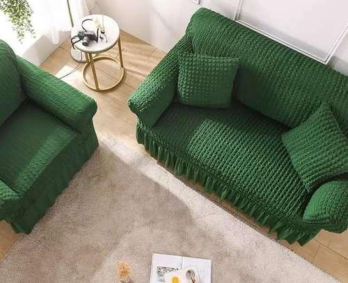 Elegant 3 seater sofa covers image 2