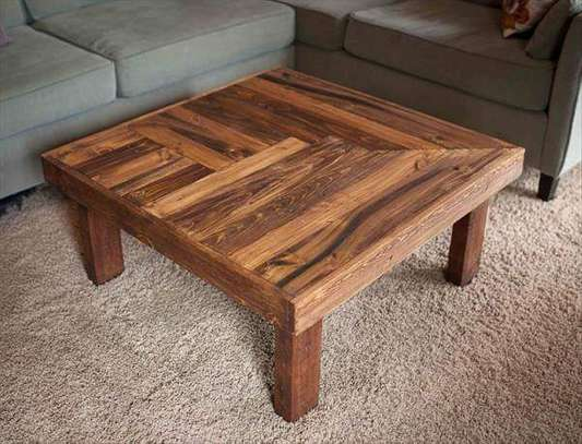 Pallet Coffee Table image 1