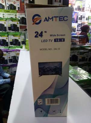"Amtec 24"" LED Digital TV image 2"