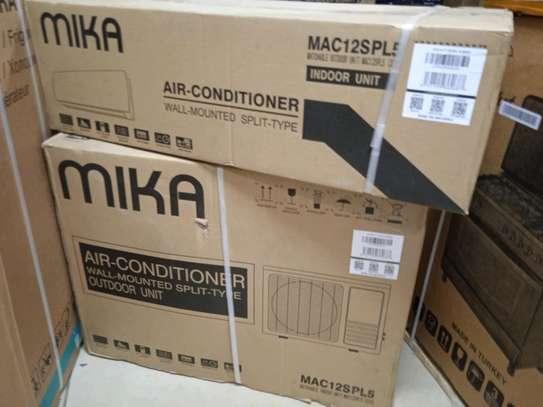 Mika 12000BTU air conditioner image 1