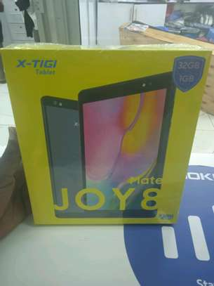 Xtigi Tablet 32gb 1gb ram-8 inch size-1 year warranty- Joy 8 Mate image 1