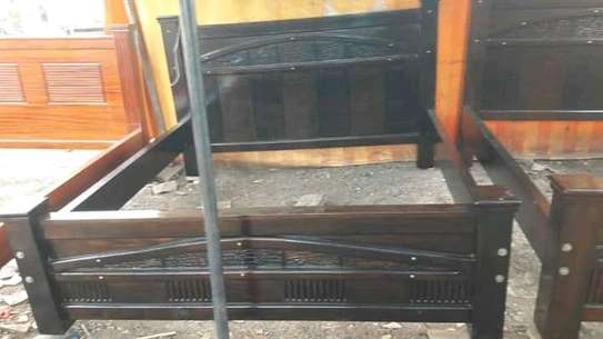 Solid Mahogany beds image 1