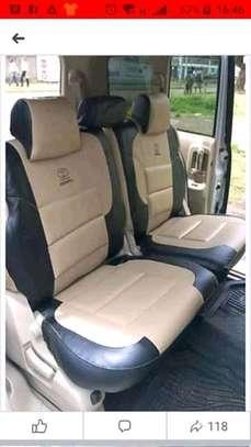 Daewoe Car Seat Covers image 4