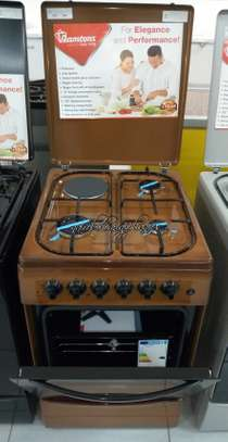 Ramtons 50x60cm Brown Cooker image 1