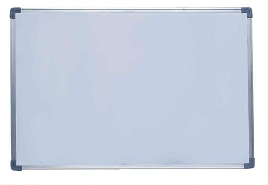 120*90cm ( 4*3ft) Hi gloss whiteboard image 1