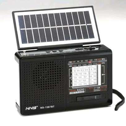 Solar Radio image 1