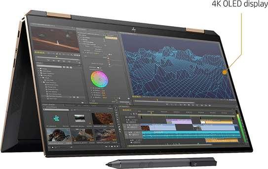 "HP Spectre x360-13.3"" 4K OLED Touch - 10th gen i7-10510U - 16GB - 1TB SSD - Dark Ash image 3"