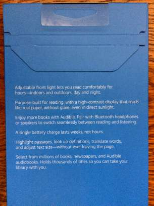 All-new Kindle - Now With A Built-in Front Light - Black image 3