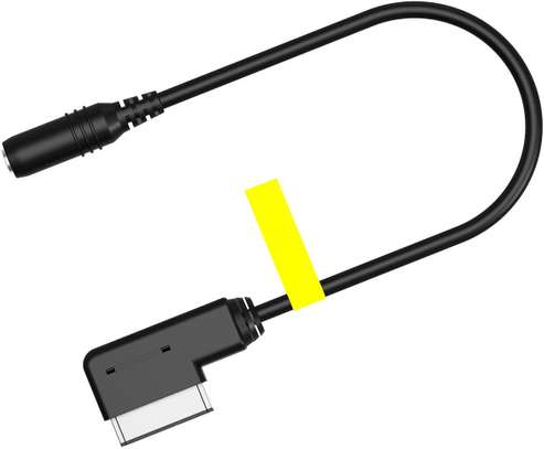 AMI to 3.5mm Female Music Interface Cable Adapter for Audi